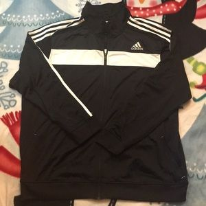 Mens Adidas Track Jacket